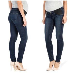 Paige maternity transcend verdugo skinny jeans 27